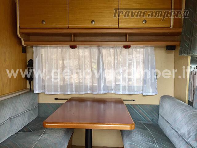 Laika Ecovip 5 L Mansardato con Portamoto nuovo  in vendita a Genova - Immagine 14