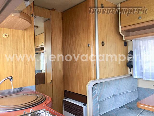 Laika Ecovip 5 L Mansardato con Portamoto nuovo  in vendita a Genova - Immagine 15