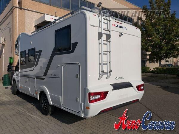 Adria Coral XL 670 SL Plus Ducato 2.3 140cv Anno 2021 usato  in vendita a Firenze - Immagine 5