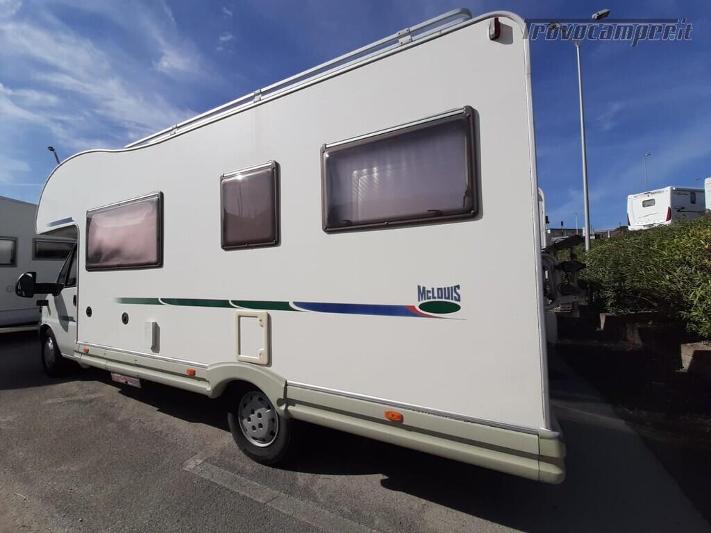 USATO - MANSARDATO MC LOUIS 690 del 2002 usato  in vendita a Macerata - Immagine 2