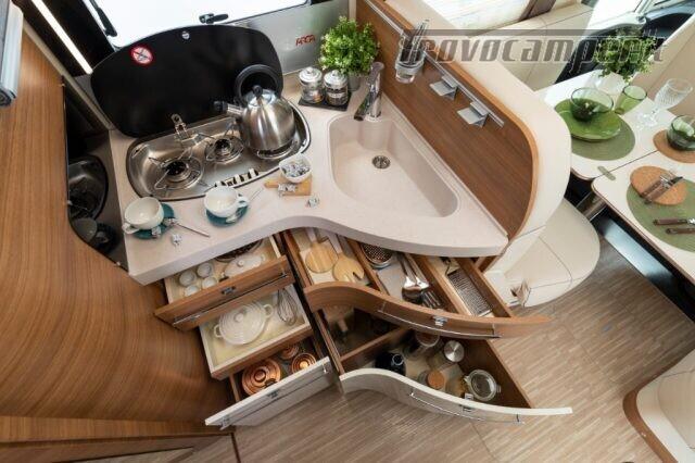 Motorhome ARCA Europa New Deal H 699 GLG nuovo  in vendita a Massa-Carrara - Immagine 11