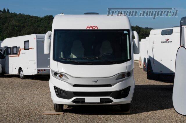 Motorhome ARCA Europa New Deal H 699 GLG nuovo  in vendita a Massa-Carrara - Immagine 2