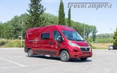 Camper puro MCLOUIS Menfys VAN 3 nuovo  in vendita a Massa-Carrara - Immagine 1
