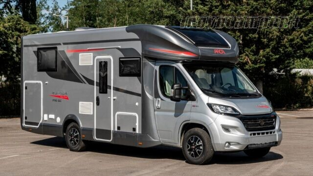 Semintegrale ARCA P 745 GLC New Deal nuovo  in vendita a Massa-Carrara - Immagine 1