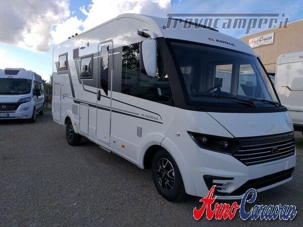 ADRIA SONIC AXESS 600 SL DUCATO 2.3 140cv ANNO 2021 usato  in vendita a Firenze - Immagine 1