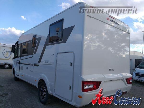ADRIA SONIC AXESS 600 SL DUCATO 2.3 140cv ANNO 2021 usato  in vendita a Firenze - Immagine 3