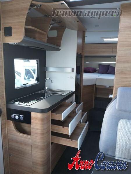ADRIA SONIC AXESS 600 SL DUCATO 2.3 140cv ANNO 2021 usato  in vendita a Firenze - Immagine 9