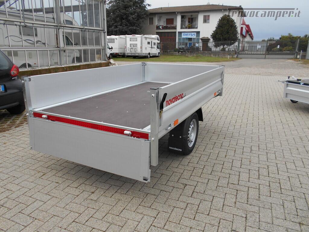 RIMORCHIO NOVATECNO 008 nuovo  in vendita a Milano - Immagine 3