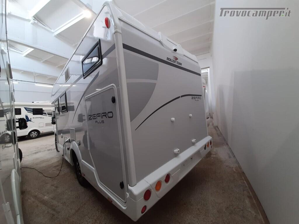PROFILATO CON BASCULANTE ROLLER TEAM ZEFIRO 295 LT nuovo  in vendita a Macerata - Immagine 2