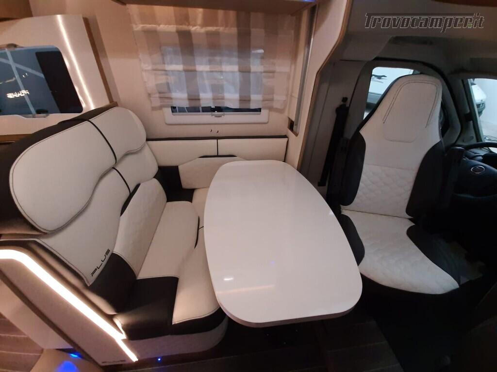 PROFILATO CON BASCULANTE ROLLER TEAM ZEFIRO 295 LT nuovo  in vendita a Macerata - Immagine 4