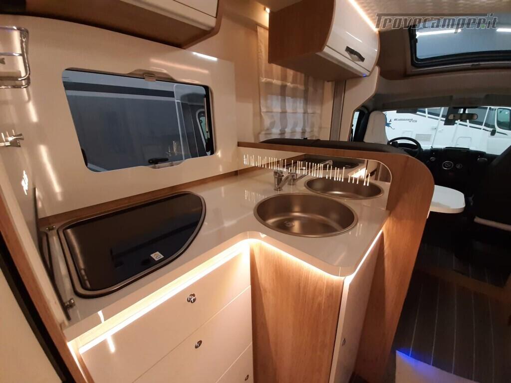 PROFILATO CON BASCULANTE ROLLER TEAM ZEFIRO 295 LT nuovo  in vendita a Macerata - Immagine 5