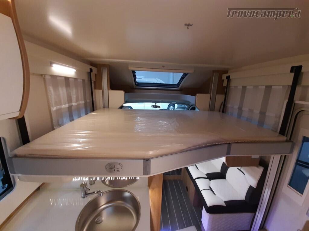 PROFILATO CON BASCULANTE ROLLER TEAM ZEFIRO 295 LT nuovo  in vendita a Macerata - Immagine 7