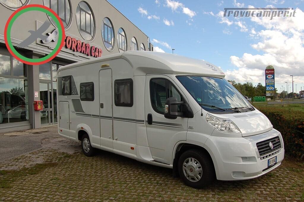 KNAUS VAN TI 600 MG nuovo  in vendita a Milano - Immagine 1