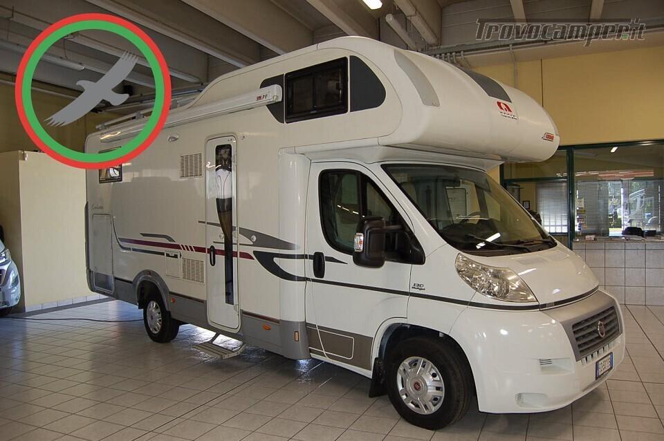 MANSARDATO CON LETTI GEMELLI ADRIA CORAL A 670 SL nuovo  in vendita a Milano - Immagine 1