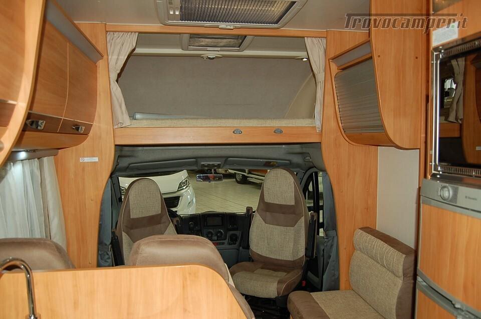 MANSARDATO CON LETTI GEMELLI ADRIA CORAL A 670 SL nuovo  in vendita a Milano - Immagine 3