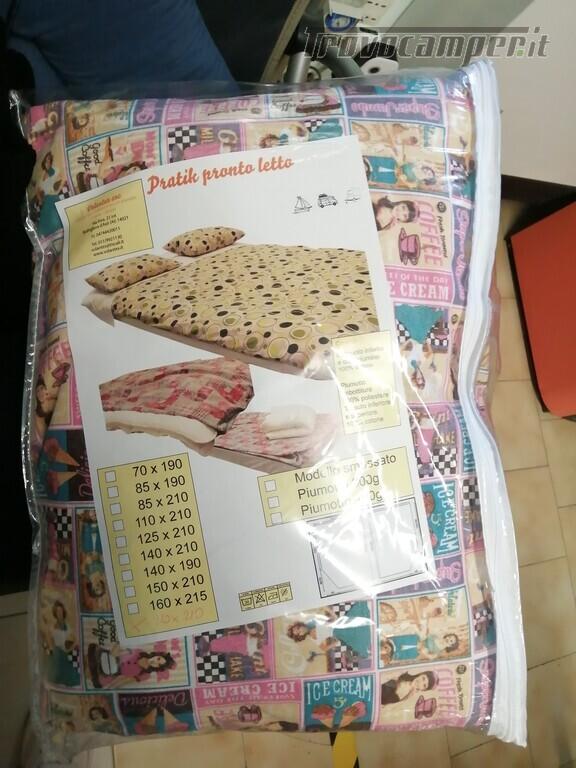 SACCHI LETTO Made in Italy nuovo  in vendita a Alessandria - Immagine 2