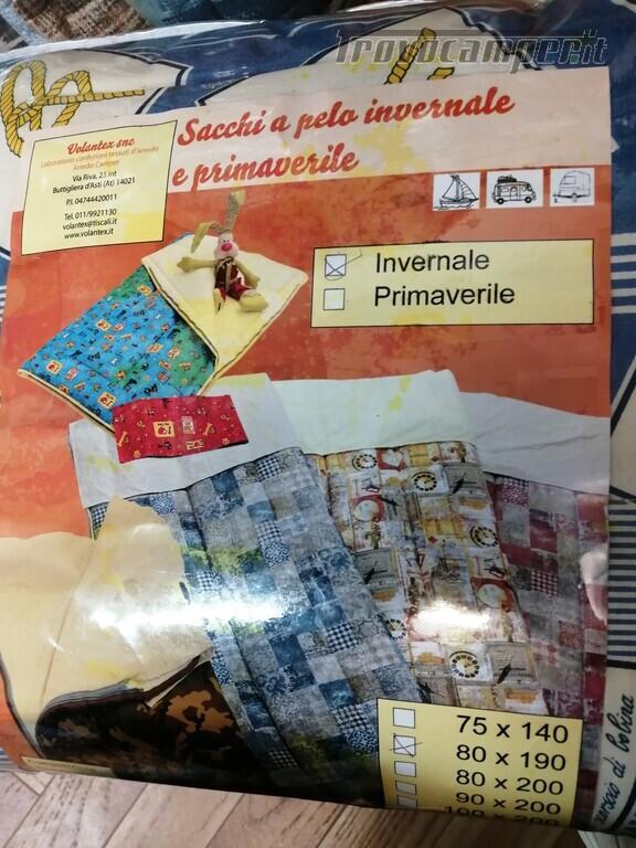 SACCHI LETTO Made in Italy nuovo  in vendita a Alessandria - Immagine 3