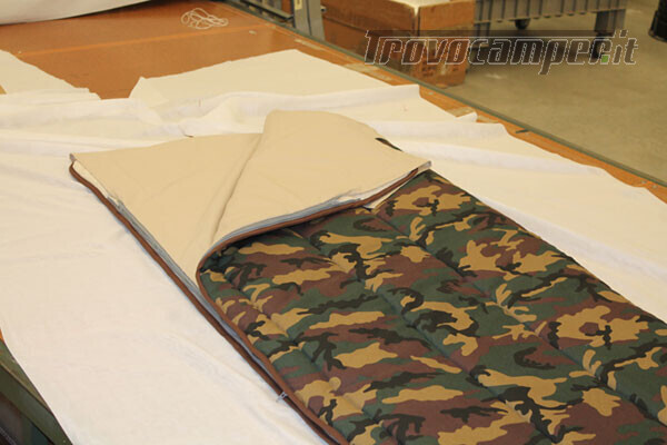 SACCHI LETTO Made in Italy nuovo  in vendita a Alessandria - Immagine 8