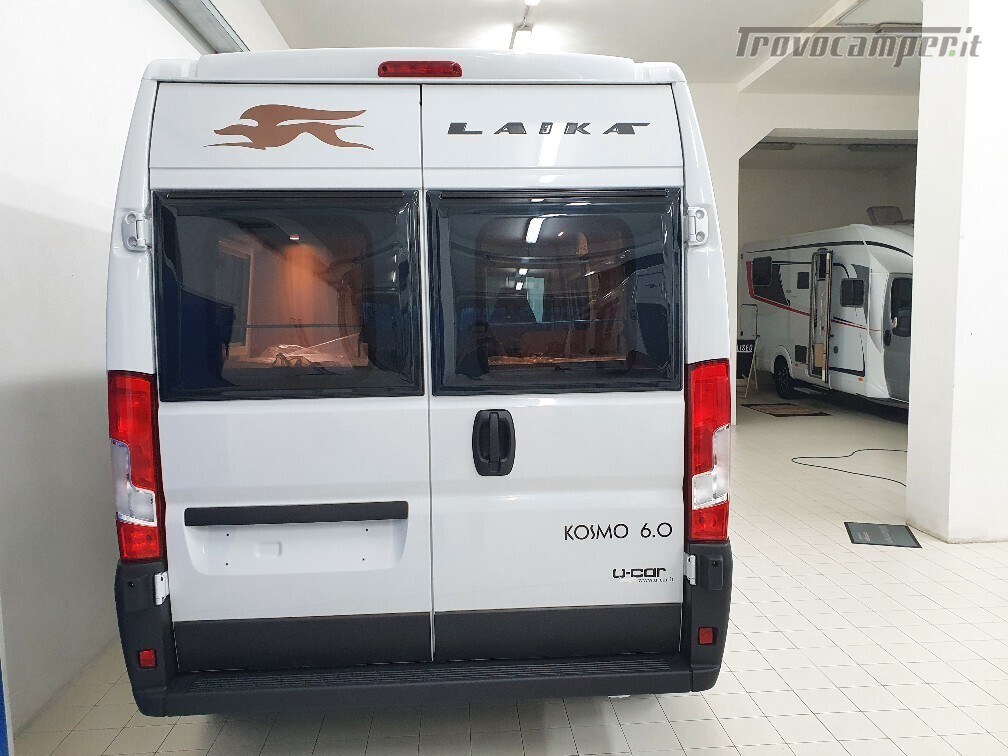 Camper puro Laika Kosmo Campervan 6.0 nuovo  in vendita a Bolzano - Immagine 4