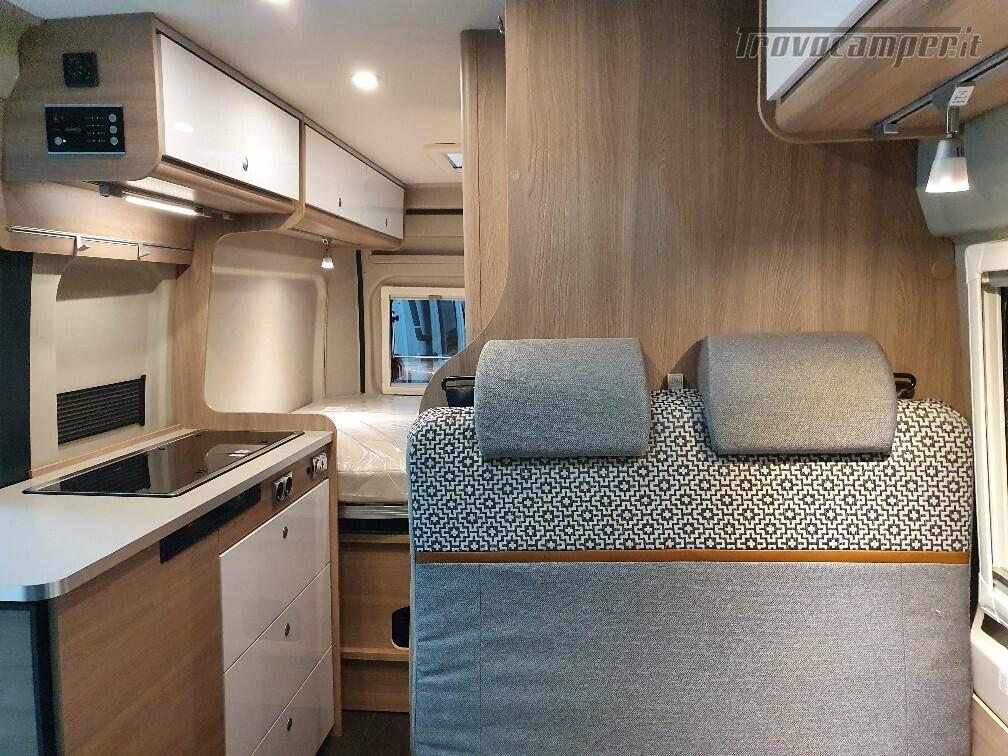 Camper puro Laika Kosmo Campervan 6.0 nuovo  in vendita a Bolzano - Immagine 9