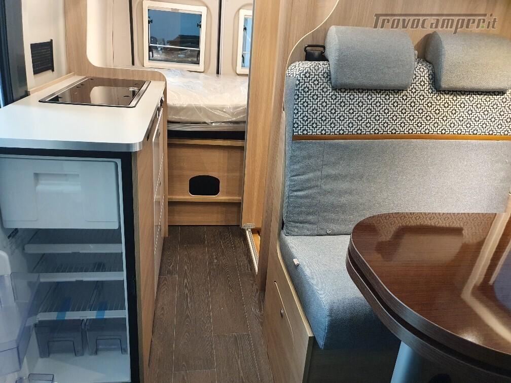 Camper puro Laika Kosmo Campervan 6.0 nuovo  in vendita a Bolzano - Immagine 10