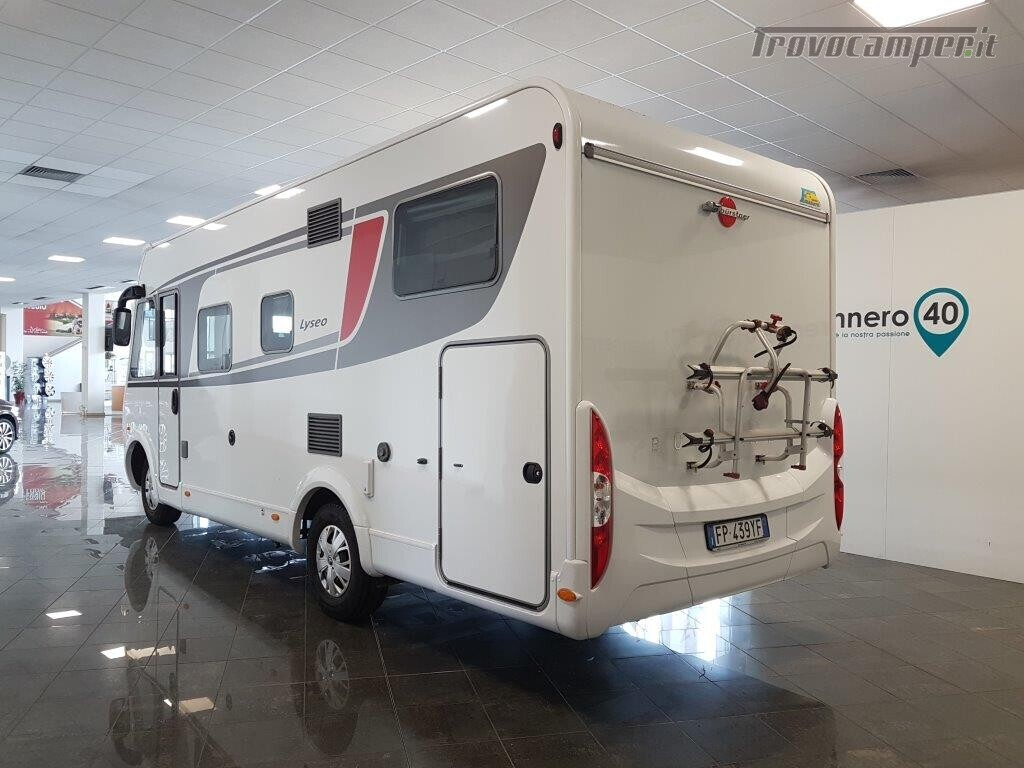 BURSTNER LYSEO I 690 G nuovo  in vendita a Verona - Immagine 5