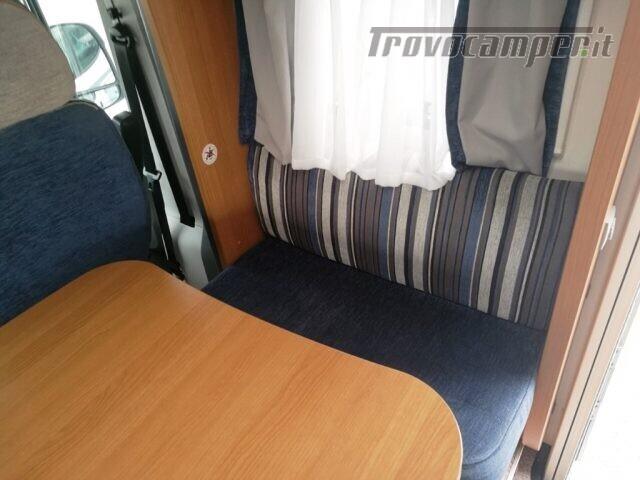 Semintegrale KNAUS SPORT TI 700 usato  in vendita a Roma - Immagine 12