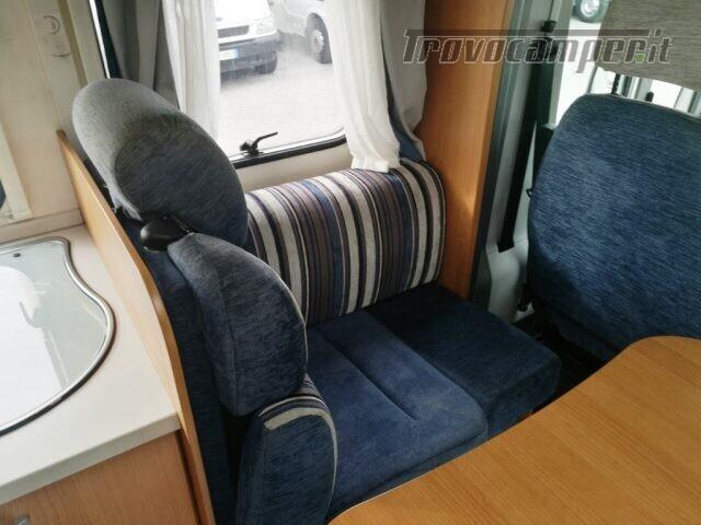 Semintegrale KNAUS SPORT TI 700 usato  in vendita a Roma - Immagine 13
