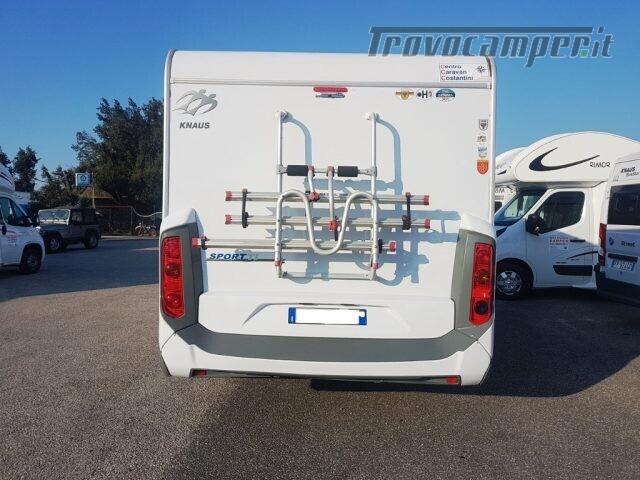 Semintegrale KNAUS SPORT TI 700 usato  in vendita a Roma - Immagine 5