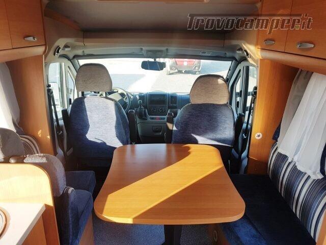 Semintegrale KNAUS SPORT TI 700 usato  in vendita a Roma - Immagine 11