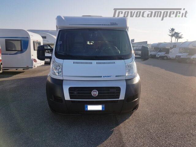 Semintegrale KNAUS SPORT TI 700 usato  in vendita a Roma - Immagine 1