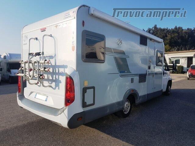 Semintegrale KNAUS SPORT TI 700 usato  in vendita a Roma - Immagine 4