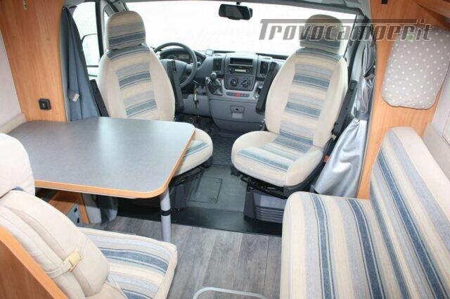 Semintegrale ADRIA CORAL S 650 SP usato  in vendita a Milano - Immagine 16