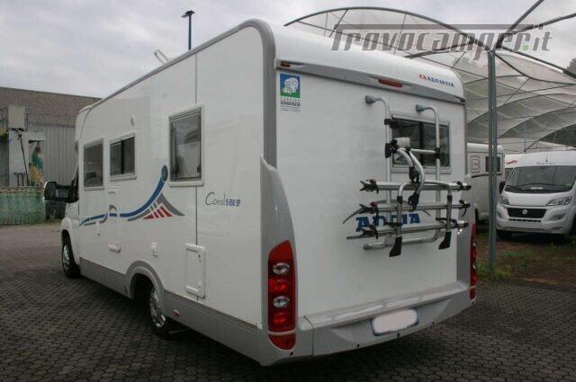 Semintegrale ADRIA CORAL S 650 SP usato  in vendita a Milano - Immagine 4