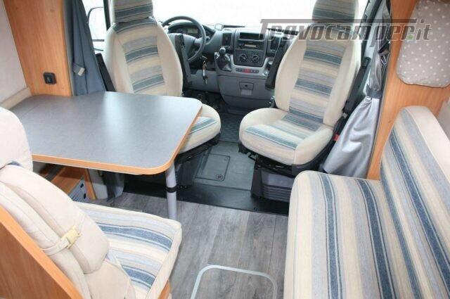 Semintegrale ADRIA CORAL S 650 SP usato  in vendita a Milano - Immagine 15