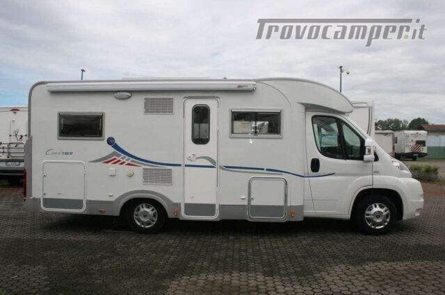 Semintegrale ADRIA CORAL S 650 SP usato  in vendita a Milano - Immagine 2