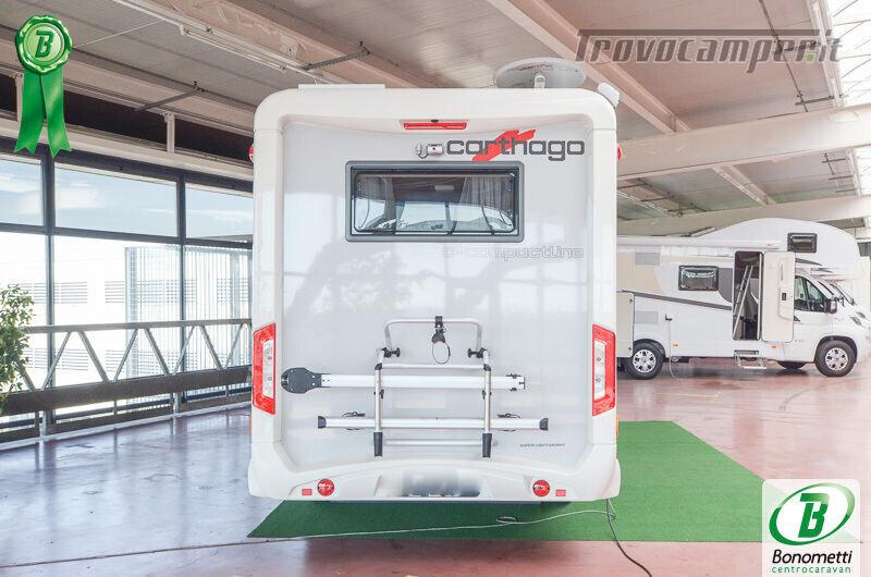 CARTHAGO 138 COMPACT LINE usato  in vendita a Vicenza - Immagine 3