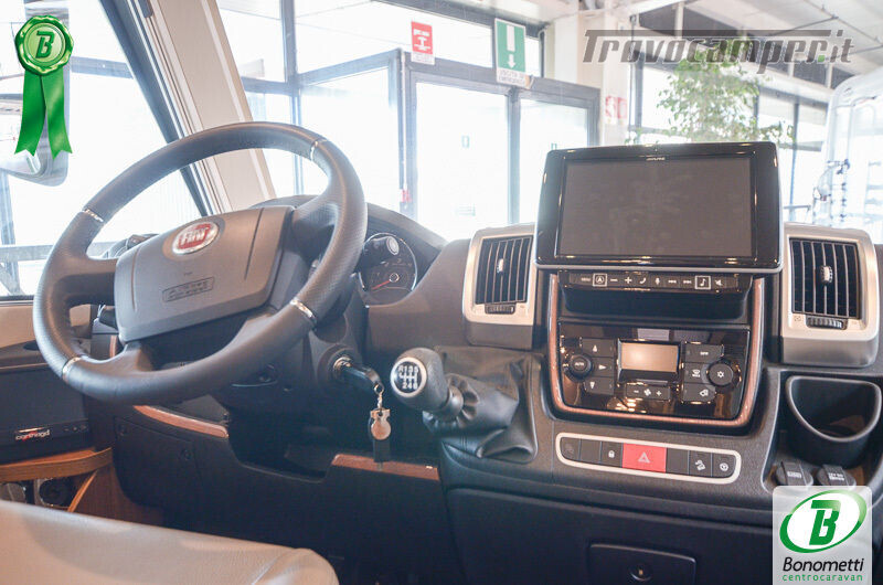 CARTHAGO 138 COMPACT LINE usato  in vendita a Vicenza - Immagine 5