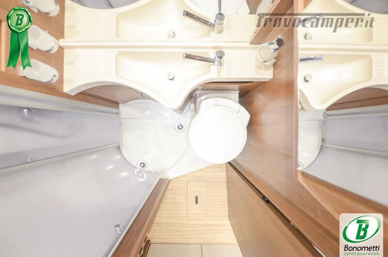 CARTHAGO 138 COMPACT LINE usato  in vendita a Vicenza - Immagine 15