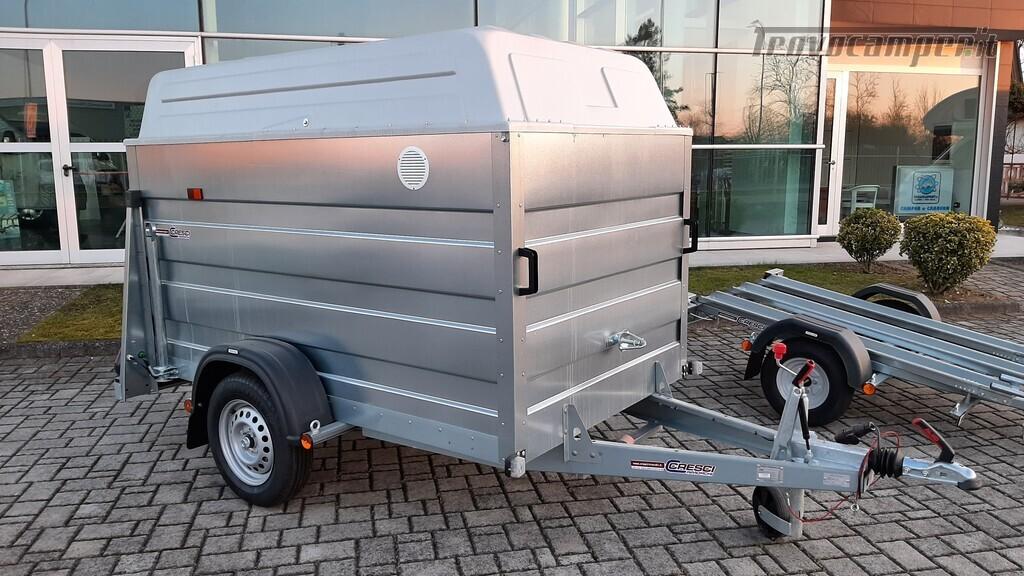 Carrello trasporto cose con rampe di salita nuovo  in vendita a Pavia - Immagine 1