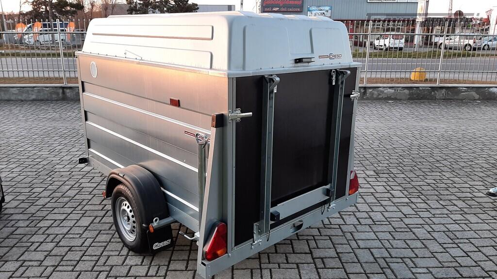 Carrello trasporto cose con rampe di salita nuovo  in vendita a Pavia - Immagine 3