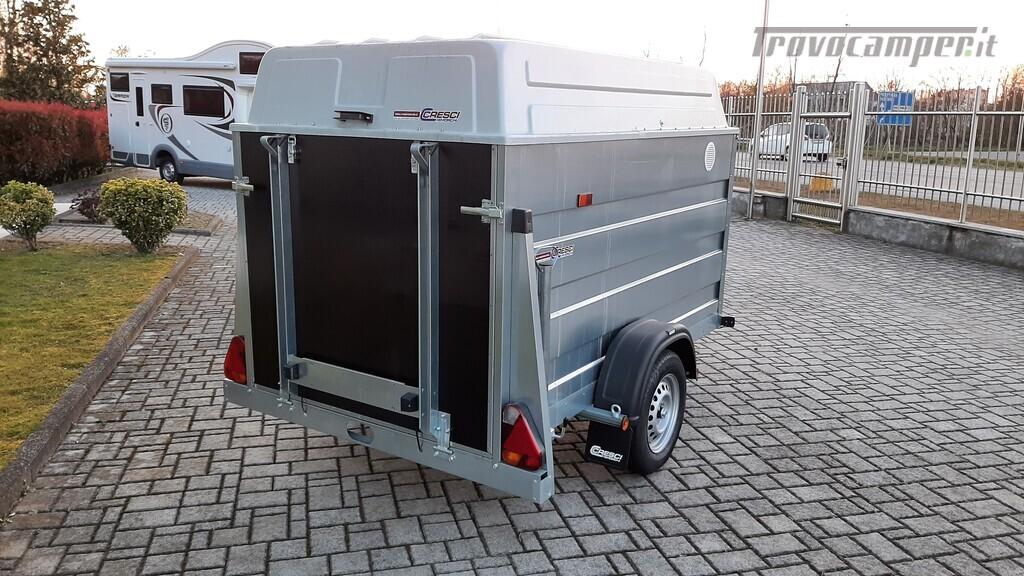 Carrello trasporto cose con rampe di salita nuovo  in vendita a Pavia - Immagine 4