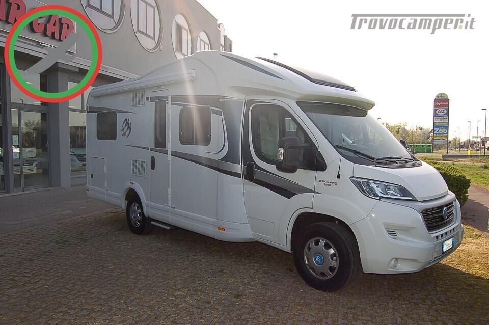 SEMINTEGRALE CON BASCULANTE KNAUS SKYWAVE 650 MF nuovo  in vendita a Milano - Immagine 1