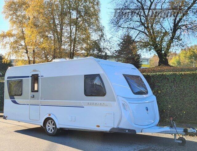 Roulotte KNAUS SUDWIND 500 FU SILVER SELECTION usato  in vendita a Novara - Immagine 1