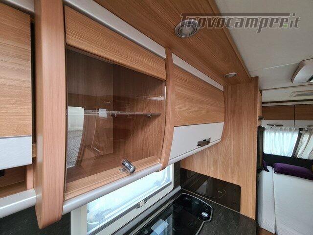Roulotte KNAUS SUDWIND 500 FU SILVER SELECTION usato  in vendita a Novara - Immagine 7