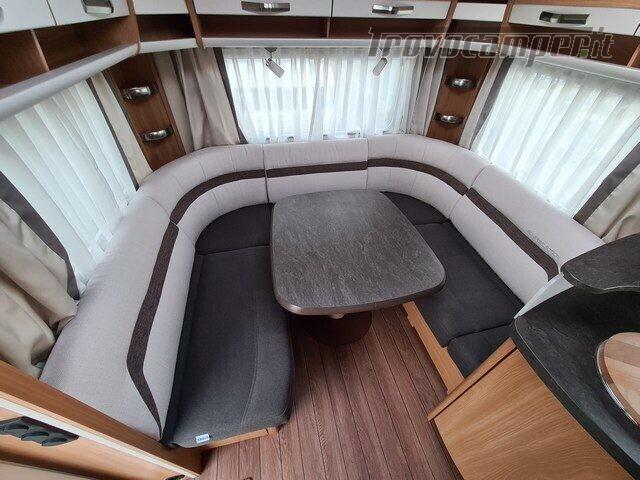 Roulotte KNAUS SUDWIND 500 FU SILVER SELECTION usato  in vendita a Novara - Immagine 3