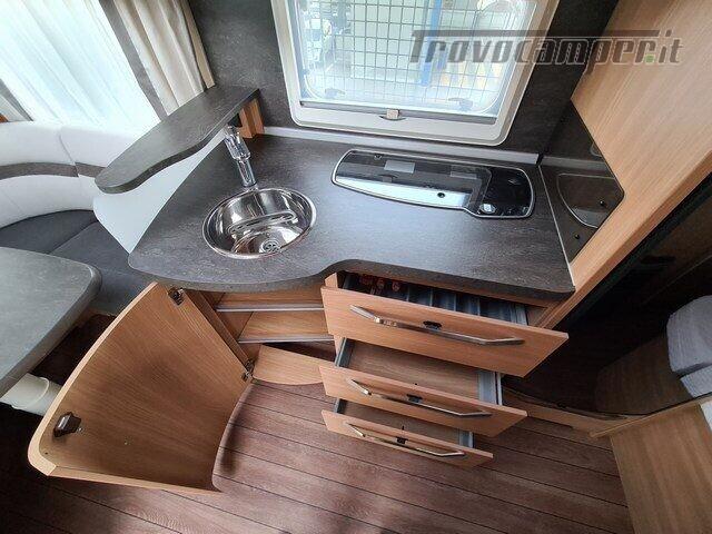 Roulotte KNAUS SUDWIND 500 FU SILVER SELECTION usato  in vendita a Novara - Immagine 5