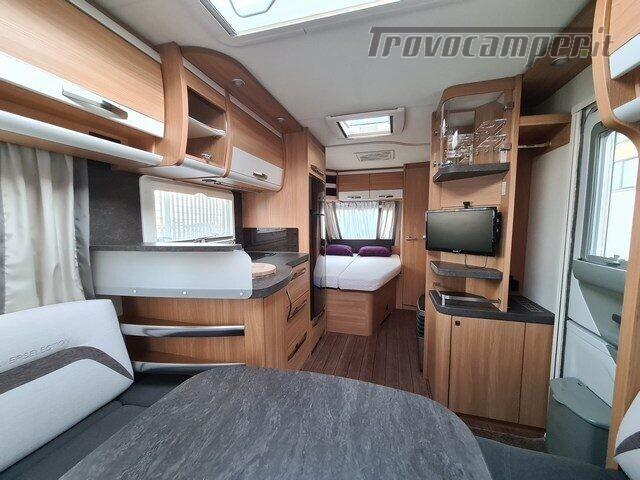 Roulotte KNAUS SUDWIND 500 FU SILVER SELECTION usato  in vendita a Novara - Immagine 2