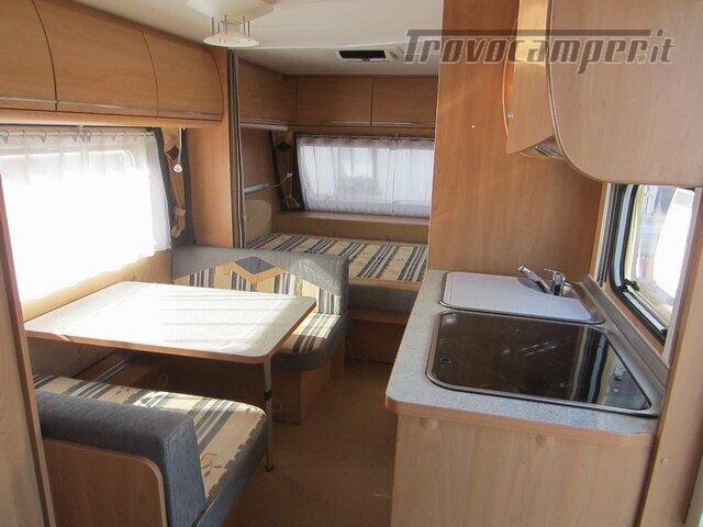 Roulotte burstner ventana 490tk nuovo  in vendita a Novara - Immagine 3