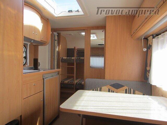 Roulotte burstner ventana 490tk nuovo  in vendita a Novara - Immagine 8